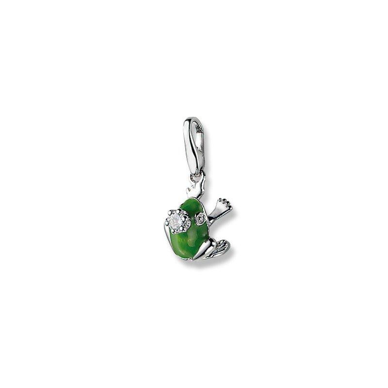 GIORGIO MARTELLO Charm grünes Kleeblatt 147754793
